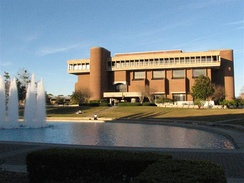 The University of Central Florida Library