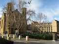 Bonython Hall & the Ligertwood Building (viewed from North Terrace).