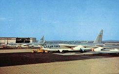 B-52s at Westover AFB
