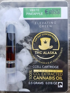 Commercial cannabis extract