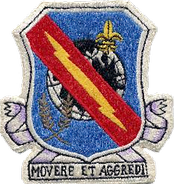 Emblem of the 405th Fighter Group