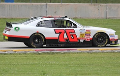 Martins racing at Road America in 2014