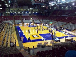 Titanium Security Arena is home to basketball in South Australia.