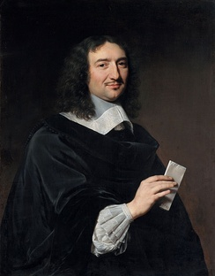 Jean-Baptiste Colbert, the enemy and successor of Fouquet