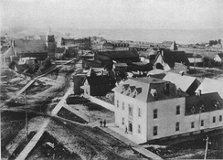 Downtown North Bay, 1905