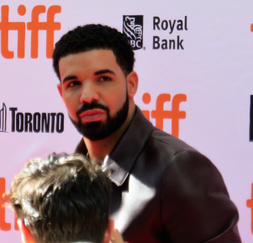 Drake at the 2017 Toronto International Film Festival