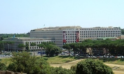 FAO headquarters in Rome.
