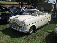 Ford Zephyr Convertible (Mark I)