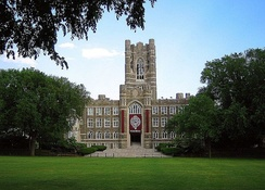 Fordham University's Keating Hall