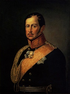 King Frederick William III ruled Prussia 1797 to 1840
