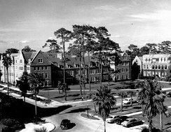Historic University of Florida Campus