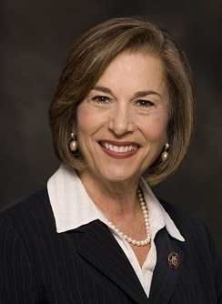 Jan Schakowsky, who was re-elected as the U.S. Representative for the 9th district
