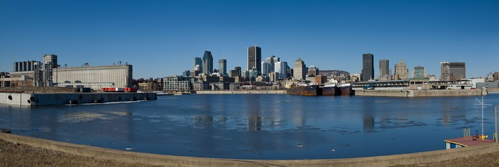 Port of Montreal, Canada's second busiest port