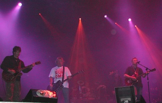 New Order performing in 2005