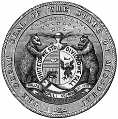 The Seal as it appeared in 1879