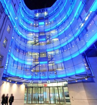 BBC Radio 1 now broadcasts from Broadcasting House, London
