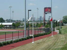 Completed in 2001, Cardinal Park is home to 5 Cardinal athletic teams