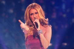 Celine Dion's albums were generally constructed on the basis of melodramatic soft rock ballads, with sprinklings of uptempo pop and rare forays into other genres.[31]