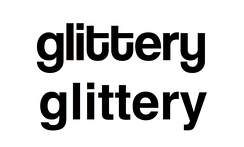 Top: Coolvetica, based on Helvetica modifications such as Helvetica Flair. Note curved designs of 't' and 'y' as well as the narrow letter spacing commonly seen in pre-digital Helvetica.