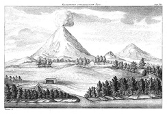Illustration from Stepan Krasheninnikov's Account of the Land of Kamchatka (1755)