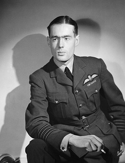 A portrait of Cheshire in 1945