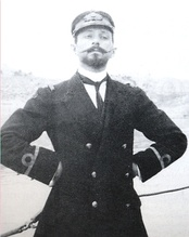 Aristeidis Moraitinis, commander of the Hellenic Naval Air Service (1917–1918).