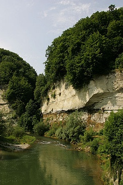 Valley of the Sarine in Fribourg