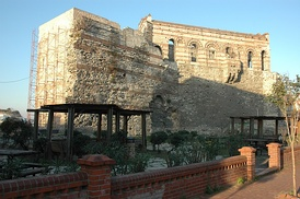 Tekfur Palace in Ayvansaray