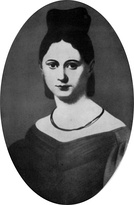 Jenny von Westphalen around 1830