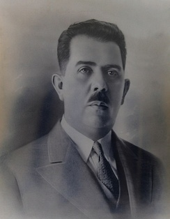 Revolutionary General and President of Mexico Lázaro Cárdenas (1934–1940), who revitalized the Revolution
