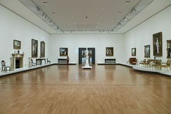 17th to 18th century European paintings gallery
