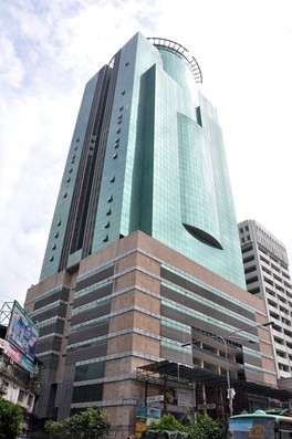City Centre – currently the tallest building of Bangladesh, at Motijheel business district in Dhaka