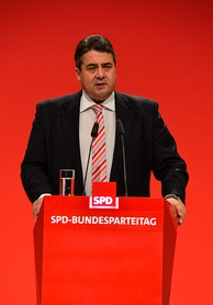 Sigmar Gabriel, Vice Chancellor of Germany (2013–2018) and former chairman of the SPD