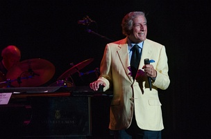 Tony Bennett at Neal S. Blaisdell Center, Honolulu on September 23, 2013