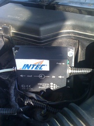 INTEC electronic valve protection system