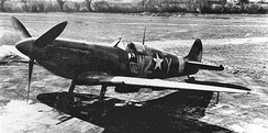 Spitfire V of the 31st Fighter Group 309th Fighter Squadron