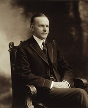 August 2: Calvin Coolidge is 30th President of the United States.