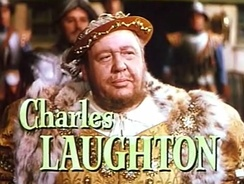 Charles Laughton en Young Bess.