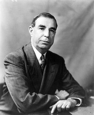 Dennis Chavez, the first American-born Hispanic Senator[3]