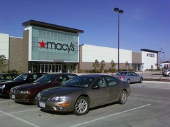 Macy's Lifestyle Store in Fairview, Texas opened on August 5, 2009