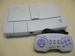 PC Engine Duo RX