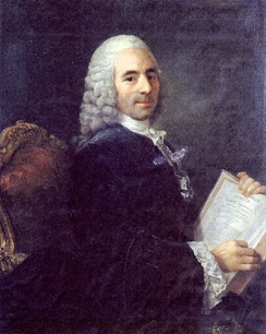 François Quesnay, physician and free-market economist