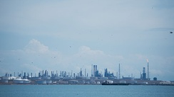 Paraguaná Refinery Complex, considered the second largest and largest capacity in the world.