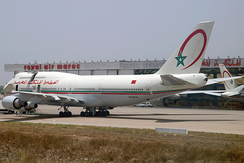 Mohammed V International Airport is the hub of the national airline of Morocco, Royal Air Maroc.