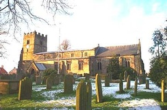 St John's and All Saints' Church, Easingwold