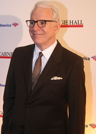 It's Complicated marked Steve Martin's third collaboration with director Nancy Meyers.