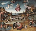 The Last Judgment (workshop of Hieronymus Bosch) [nl], c.1500-1510