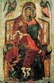 Большая икона Толгской Богоматери, конец XIII века