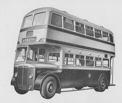 The Arab Mark IV, Guy's most successful bus design