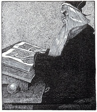 The wizard Merlin features as a character in many works of fiction, including the BBC series Merlin.